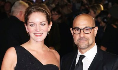 Stanley Tucci and Wife Felicity Blunt Welcome Baby Boy