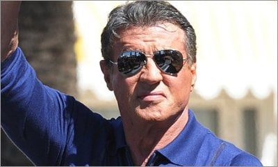 Sylvester Stallone Shares 'Rambo 5' Title