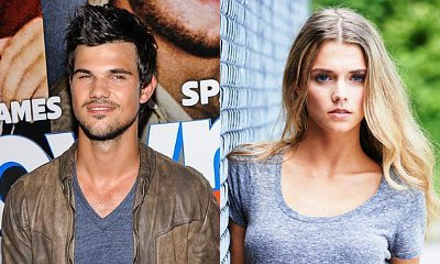 Report: Taylor Lautner Dating Model Raina Lawson