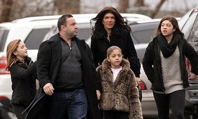 Teresa Giudice Spotted Attending Church With Her Family on Her Last Day Before Prison Sentence