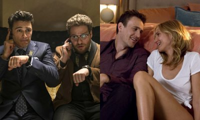 'The Interview' and 'Sex Tape' Among Films on Razzie Awards Shortlist