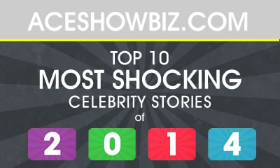 Top 10 Shocking Celebrity Stories of 2014