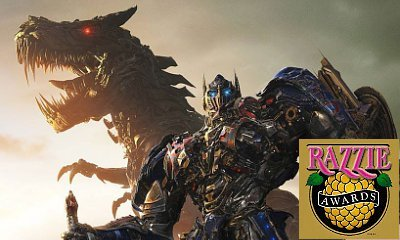 'Transformers: Age of Extinction' Tops Razzie Awards Nominees