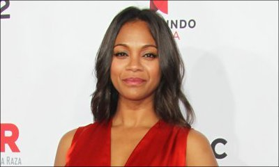 Zoe Saldana Confirms She Has Given Birth to Twin Boys Cy and Bowie