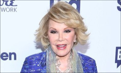 Academy Responds to Backlash Over Joan Rivers' Oscars 'In Memoriam' Snub