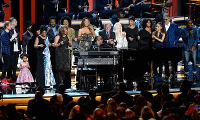Video: Beyonce, Ed Sheeran, Lady GaGa Among Performers at Stevie Wonder Tribute Concert