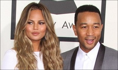 Chrissy Teigen Admits to White House Sex With John Legend, Cringes When Asked About Kanye