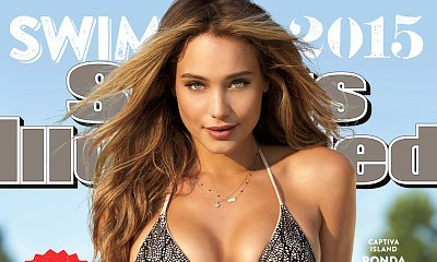 Hannah Davis Is Chosen as Sports Illustrated's Swimsuit Issue Cover Girl