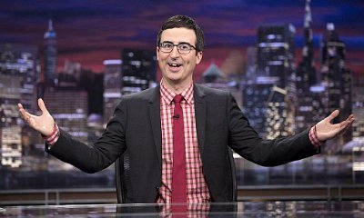 HBO Renews 'Last Week Tonight with John Oliver' for Two More Seasons