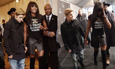 Justin Bieber Sparks Naomi Campbell Dating Rumor After Spotted Holding Hands