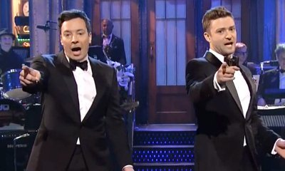 Video: Justin Timberlake and Jimmy Fallon Open 'SNL' Special With Musical Tribute