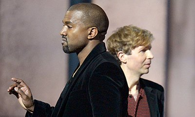 Kanye West Almost Interrupts Beck's Speech, Blasts Grammys After Beyonce Loses Album of the Year