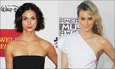 Morena Baccarin and Taylor Schilling Among 'Deadpool' Lead Female Candidates