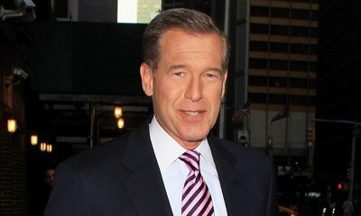 Brian Williams Donates $50,000 to Save His Former High School