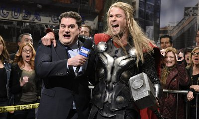'SNL': Chris Hemsworth Brings Adopted Brother, Spoofs Avengers and Iggy Azalea