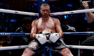 Jake Gyllenhaal Bruised and Battered in 'Southpaw' Trailer