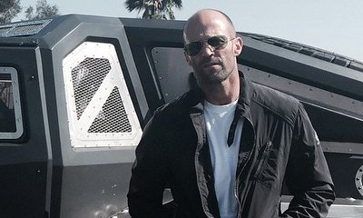 Jason Statham Joins Instagram, Shares Pic of Himself