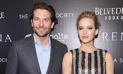 Jennifer Lawrence and Bradley Cooper Attend 'Serena' Premiere in N.Y.