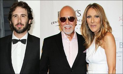 Josh Groban Believes Celine Dion's Voice Gives Her Husband Life
