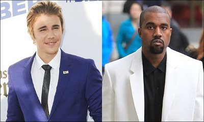 Justin Bieber Working on New Album With Kanye West