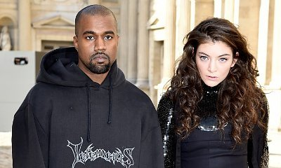 Kanye West and Lorde Spark Collaboration Rumor After Hanging Out in Paris