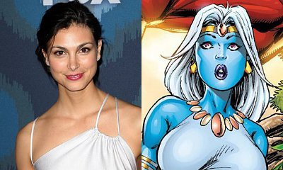 Morena Baccarin Is Copycat in 'Deadpool', Shares First Set Image