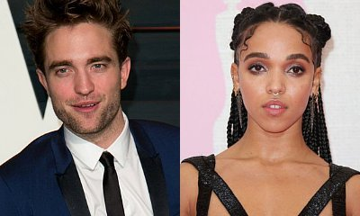 Robert Pattinson and FKA twigs Reportedly Wear Promise Rings, Will Get Engaged Soon