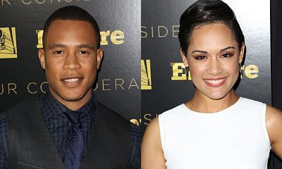 'Empire' Co-Stars Trai Byers and Grace Gealey Spark Dating Rumors
