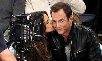Will Arnett and Alessandra Ambrosio Get Close at Basketball Game