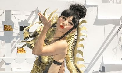 Bai Ling Refers to MTV Movie Awards Dragon Outfit as Her 'Boyfriend'