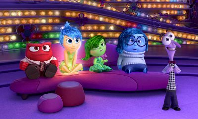 'Inside Out' Does Reaction to 'Avengers: Age of Ultron' Trailer