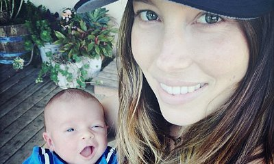 Justin Timberlake and Jessica Biel Debut First Snap of Newborn Son Silas