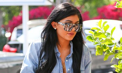 Kylie Jenner Hints at Having Her Nipples Pierced