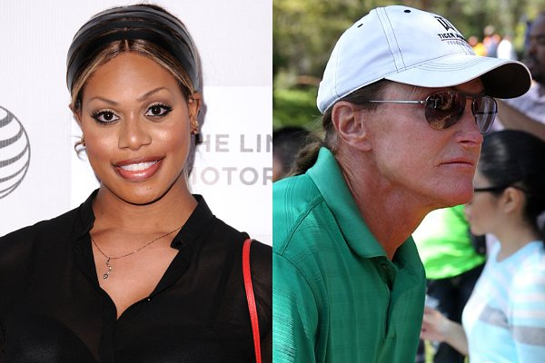 Laverne Cox Thinks Bruce Jenner Is 'Courageous' and 'Revolutionary'