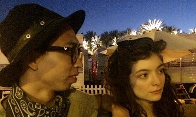 Lorde Celebrates Two Years of Love With Boyfriend James Lowe