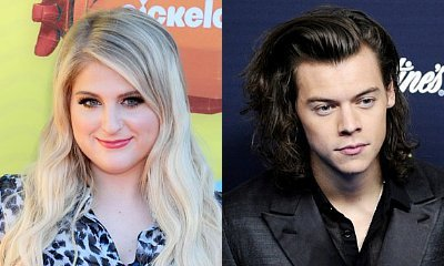 Meghan Trainor Says Harry Styles 'Super Talented' at Writing Love Songs