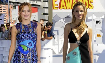 MTV Movie Awards 2015: Bella Thorne and Halston Sage Among Early Arrivals