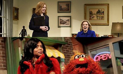 'SNL' Spoofs Hillary Clinton's Presidential Announcement, Mashes Up 'Empire' and 'Sesame Street'