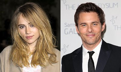 Suki Waterhouse and James Marsden Dine Together, Spark Romance Rumors