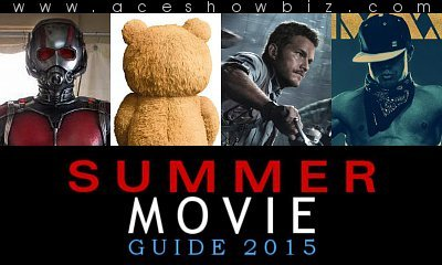 Summer Movie Guide 2015
