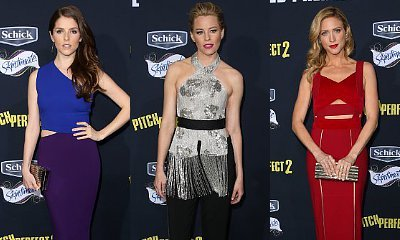 Anna Kendrick, Elizabeth Banks, Brittany Snow Attend 'Pitch Perfect 2' Premiere
