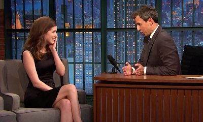 Anna Kendrick Is Not Impressed With Royal Baby Charlotte