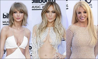 Billboard Music Awards 2015: Taylor Swift, Jennifer Lopez, Britney Spears Stun on Red Carpet