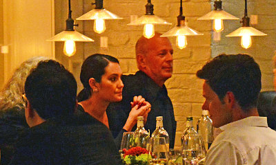 Bruce Willis Gives German Waitress $900 Tip