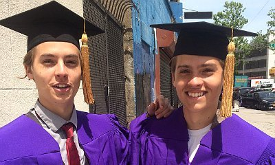 Former Disney Stars Cole and Dylan Sprouse Graduate With Honors From NYU