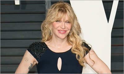 Courtney Love Sued by Psychiatrist for Owing $48K