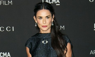 Demi Moore's Designer Outfits Stolen From Storage Unit