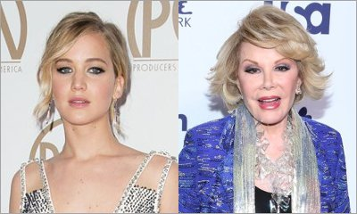 Jennifer Lawrence Adores Joan Rivers in Her Heart Though Criticizing 'Fashion Police'