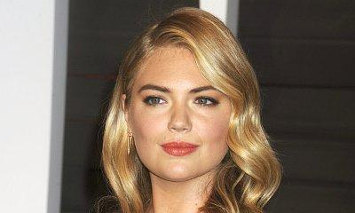 Kate Upton Shows Her Raging Face During 'The Layover' Filming