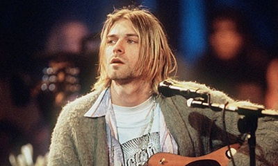 Kurt Cobain's Solo Album to Be Released This Summer